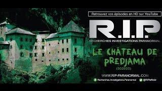 Chasseurs de Fantômes #RIP : Le chateau de Predjama