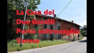 La Casa dei Due Garelli Porto Valtravaglia Varese