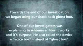 Paranormal Evidence Recap #1