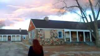 "Old Stewart Indian School - Part 9 ""The Courtyard"""
