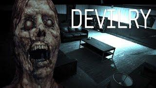 HUNTING GHOSTS?! (Devilry | Indie Horror Ghost Hunting Game)