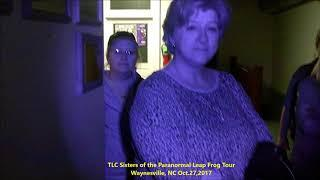 Mrs. Hyatt and Investigator get confirmation from spirit!!