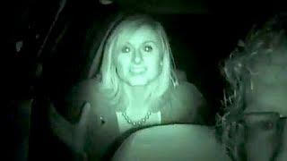 GHOST LIGHT CAUGHT ON TAPE (Shocking Footage) w Ashley Godwin of SyFy's Ghost Hunters Intl