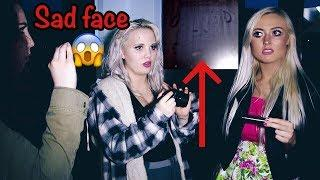 Talking To The GHOST! SCARY FACE APPEARED ON WINDOW!! (CAUGHT ON CAMERA)