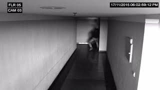 Ghost Attack Caught On CCTV Camera | Real Incident Happened In An IT Park | Scary Videos