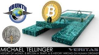 Michael Tellinger  - History Of Money, Is Bitcoin a Trap?, & Is History Wrong On Human Origins?