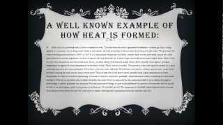 P.M.P.I --- Energy's 101(Cold spotsHotspot energy drainage) actual or bogus?