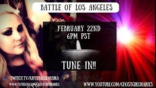 Battle of Los Angeles!!! Giveaway!!!!