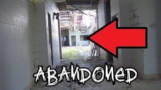 ABANDONED School ALL ALONE Urban Exploring For Ghosts