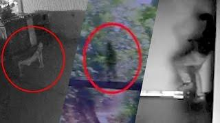 Most Disturbing Ghost Shadows Caught On Tape | Scary Videos | Real Ghost Videos | Horror Videos