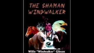 Daywalkers Paranormal Show interviews Willie Windwalker Gibson