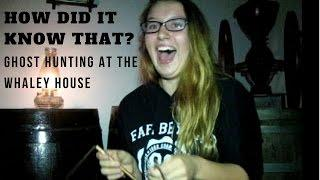 AMERICA'S MOST HAUNTED HOUSE | The Whaley House | Vlogtober