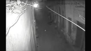 Ghost Caught ON CCTV Camera   Paranormal Activity Caught On Camera
