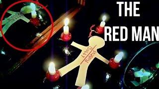 El Ritual del Hombre Rojo (Summoning the Red Man) ¡Advertencia! Ritual Maldito