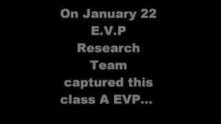 EVP Captured At Jacob Shinner Burial / Memorial Site - Mount Baldy, CA