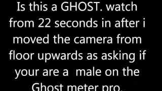 Real Ghost i caught on Video Camera at Pluckley Screaming woods.