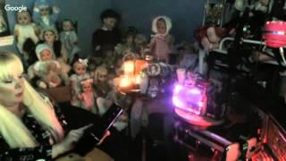 Haunted Doll and Objects room, Mason's 33rd degree spirit manifest's and talks from beyond