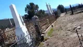 "Austin Cemeteries - Part 1 ""The Final Frontier"""