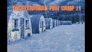 Cultybraggan pow camp 21 A Paranormal Investigation