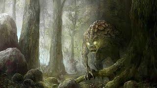 Entidad extraterrestre con camuflaje holografico ataca a 2 PERSONAS en el bosque Aokigahara