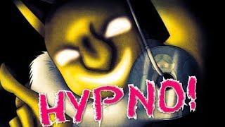 Escuchando la canción de Hypno ¡Al reves! (Ocurre algo extraño en el atico!)