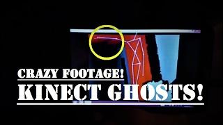 Amazing GHOSTS Footage | KINECT Sensor Experiment | SLS Cam HAUNTED Home | Real PARANORMAL Activity