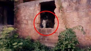 Scary Moments - Real Ghost Caught! Spooky Creature