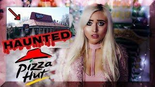 The Most HAUNTED Pizza Hut..