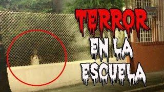 Terror en una escuela por el fantasma de una niña @OxlackCastro