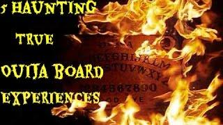 5 Haunting TRUE Ouija Board Experiences