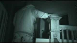 Paranormal Investigators Research  Old Historical House in Texas EVPs caught on Video  PART 1  PRC