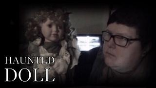 LIVE | INVOKING REAL HAUNTED DOLL  | PARANORMAL ACTIVITY