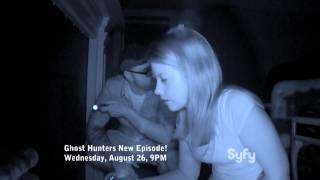 Ghost Hunters Premieres In 5 Days on Syfy