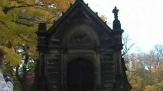 The Haunted Chestnut Grove Cemetery