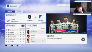 JGK Playing fifa 19 First live stream