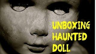 Haunted Possessed Doll: Unboxing Halloween Show