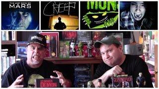 Monster Men Ep. 94: Creep, Unfriended, Last Days on Mars - Horror Movie Reviews