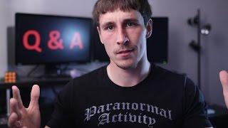 Paranormal Q and A - Exorcisms? Shadow Figures?