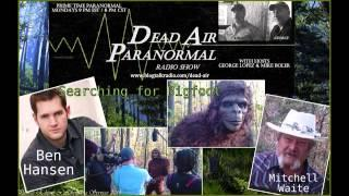 Ben Hansen of Fact or Faked Paranormal Files on Dead Air Paranormal Radio 3-10-14