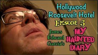 Roosevelt Hotel Poltergeist Activity Celebrity Ghosts Spirit Box P5 My Haunted Diary