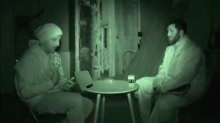 LIVE GHOST HUNT, A HAUNTING, DEVILS NIGHT (GHOST CAUGHT ON TAPE) DAY 17 EP 36