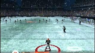 Cleveland Browns Vs Miami Dolphins (MADDEN 2010)