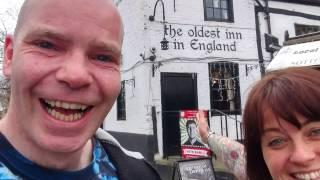 Behind The Scenes with Outtakes - Skirrid Inn