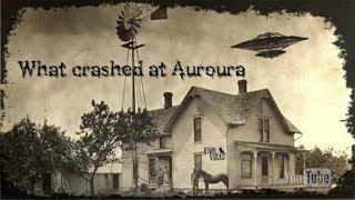 What REALLY crashed in Auroura in 1897
