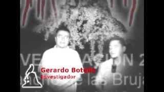 Paranormal Frontera- Investigacion 22 Rancho de las Brujas PARTE 1 (06 abril 12)