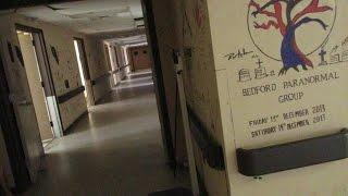HAUNTED HOSPITAL GHOST HUNT!!!