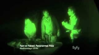 "Fact or Faked: Paranormal Files-- Episode 2.05 - ""Dashcam Chupacabra/Nightly News Alien"""