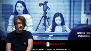 HORREUR CRITIQUE-Épisode 139-Paranormal Activity 3