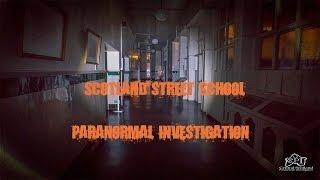 Scotland Street School paranormal Investigation 11th November 2016
