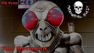 SEEKING MOTHMAN || POINT PLEASANT, WEST VIRGINIA || PQ VLOGS